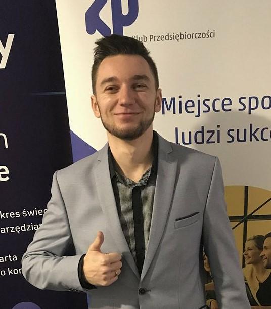 Mateusz Leśnik – Dyrektor Handlowy